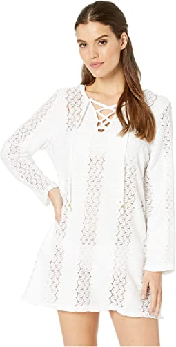 Island Breeze Tunic Cover-Up