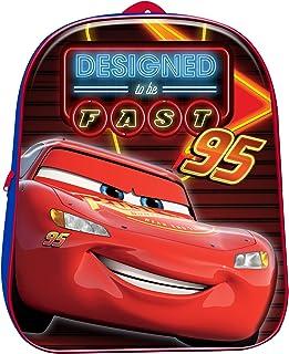 Cars Mochila Infantil 3D 31cm Rayo Mcqueen Cars Disney