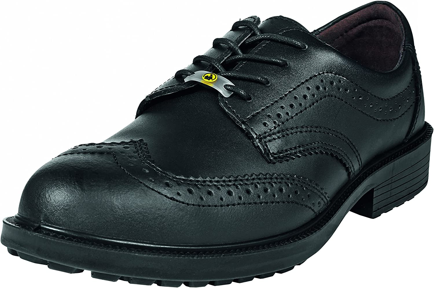 RuNNex 5260-47 Safety shoes,  OfficeStar , S2, Size  47, black - EN safety certified