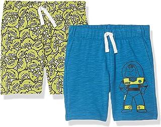 Amazon Brand - Spotted Zebra Boys' Disney Star Wars Marvel Knit Jersey Play Shorts