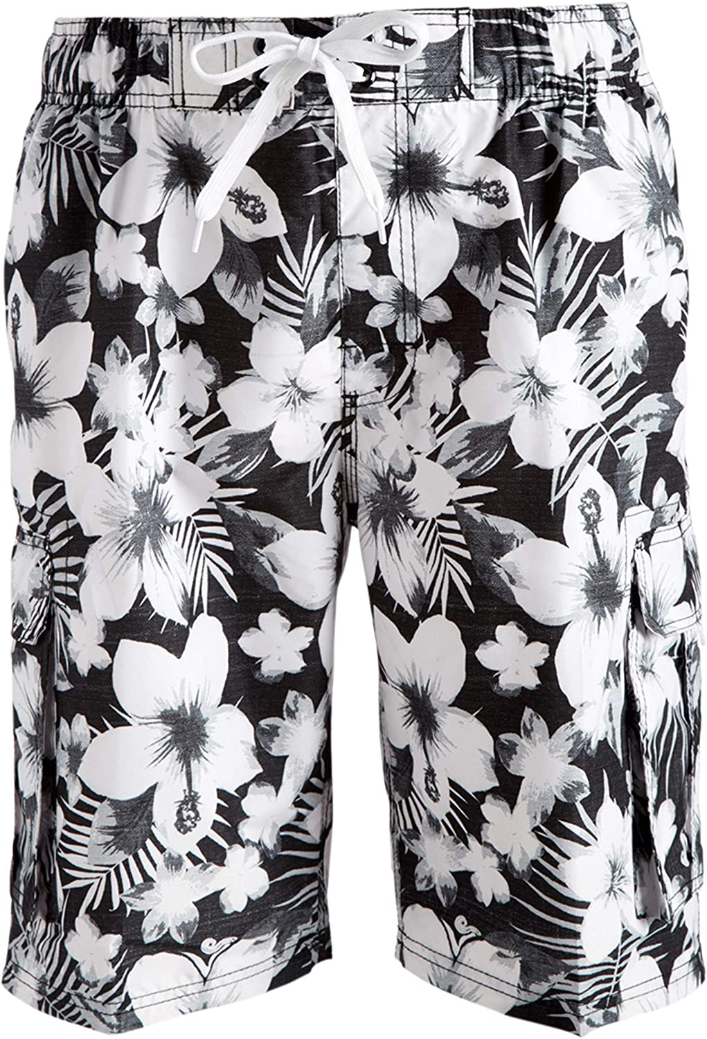 Kanu Surf Indianapolis Mall Men's Riviera Swim Regular Sizes New products world's highest quality popular Trunks Extended