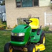 Ignition Switch w// Key Fits John Deere L120 L130 G110 L118 Lawn Mower Tractor