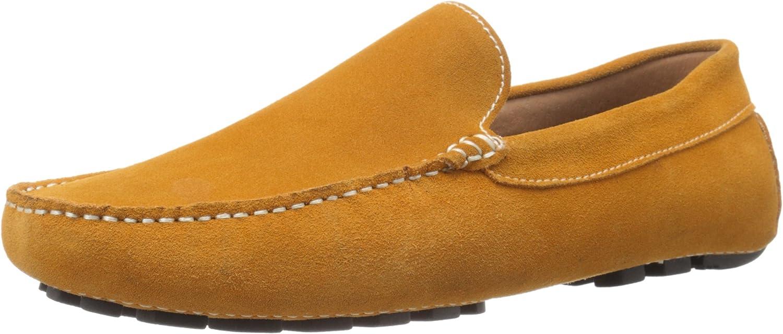 ZANZARA Mans Picasso Slip -on Loafer, gul, 9.5 9.5 9.5 M USA  spara på clearance