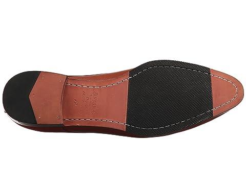 De Santana Carlos El Grano Becerro Plena Piel Leathertan Marrón Negro Leatherdark Poder De Por Cuero 00wdrqf