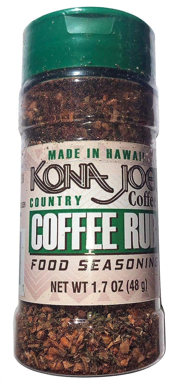 Country Coffee Fees free!! Rub Ranking TOP4 Spice