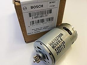 BOSCH 2609005257 motor PSR 14,4 Li PSR14,4 13 tanden beschrijving precies aflezen.