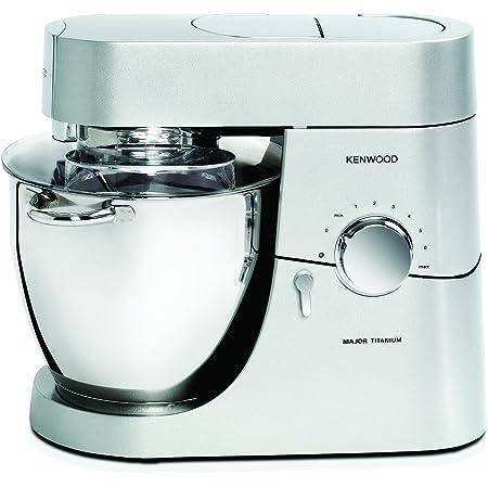 Kenwood KMM021 7QT Chef Titanium Kitchen Machine