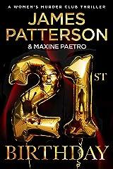 21st Birthday: (Women's Murder Club 21) (Women's Murder Club) Kindle Edition