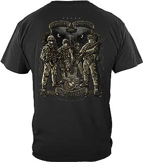 Marine Corps T-Shirt USMC Time Honor Tradition Eagle T-Shirt MM2135