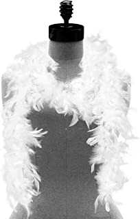 Best feather boa white Reviews