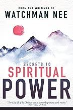 secret of spiritual power