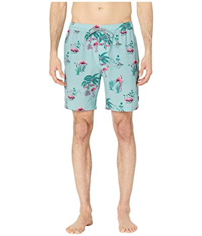 Rip Curl Del Boca Volley Swim Shorts (Light Green) Men