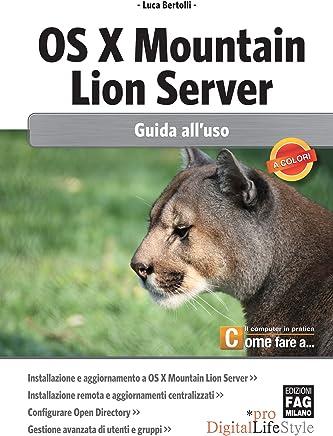 OS X Mountain Lion Server – Guida alluso
