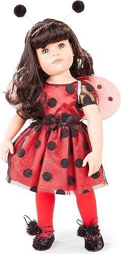 Gotz Hannah Ladybug, 11-pcs.