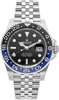 Rolex GMT Master II Mechanical (Automatic) Black Dial Mens Watch 126710BLNR (Certified Pre-Owned)