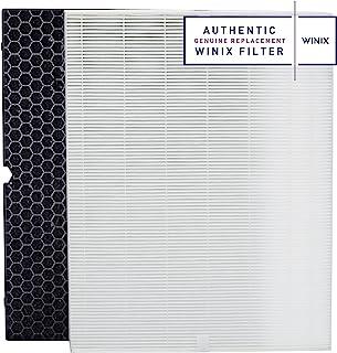 Winix Filter H Cassette for 2020EU Air Purifier, 77 Litre - white/black