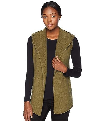 Toad&Co Merino Heartfelt Vest (Rustic Olive) Women