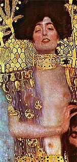 The Museum Outlet - Toile Judith par Klimt - 61 x 45,7 cm