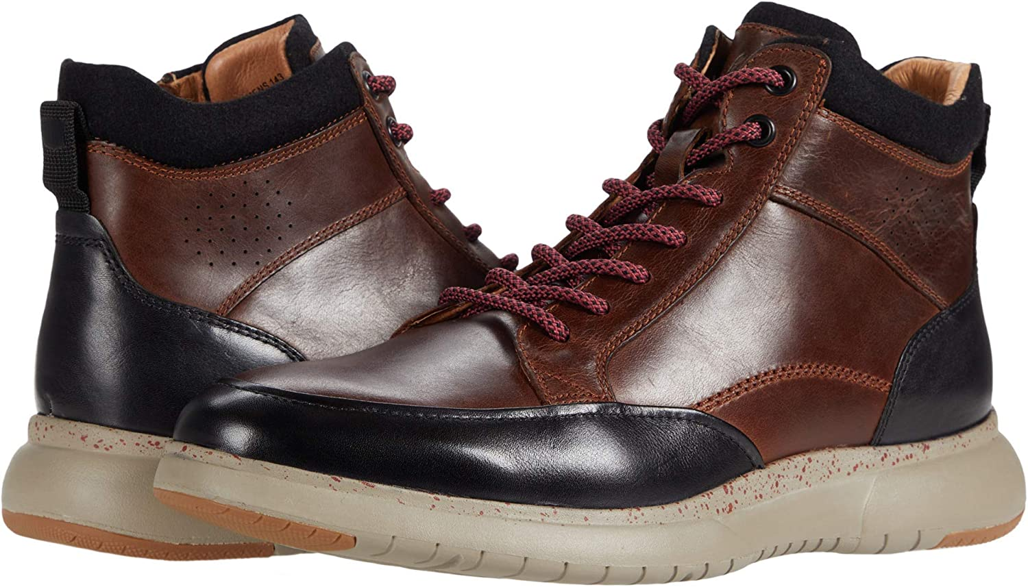 Florsheim Flair Moc At the price of surprise Boot Lace-Up 2021 new Toe