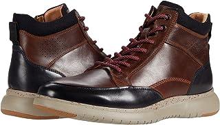 فلورشايم Flair Moc Toe حذاء برقبة بأربطة للرجال