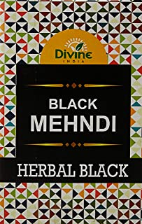 Divine India Black Henna 100 G