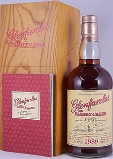 Glenfarclas 1989 28 Years The Family Casks First Fill Sherry Butt Cask 13010 Highland Single Malt Scotch Whisky Cask Strength 51,6% Vol. - eine von 609 Flaschen!