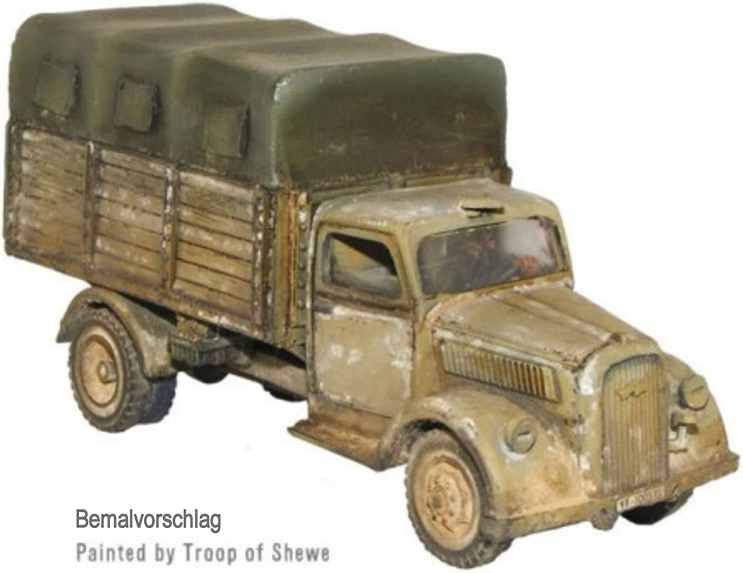 Opel Blitz  Bolt Action Model by Warlord Games