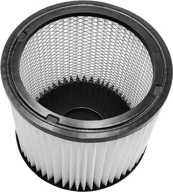 Thomas OBI FIF LIV G/üde Matrix Herkules Simpa vhbw filtro tondo//filtro a lamelle per aspirapolvere Aqua Vac