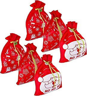 6 Giant Christmas Gift Bags 36
