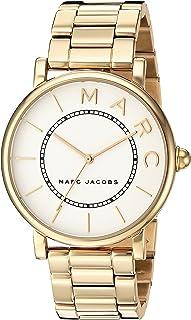 ساعة مارك جاكوبز للنساء كوارتز انالوج بسوار ستانلس ستيل MJ3522
