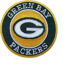 Packers Football Fully Embroidered Sew/Iron On Patch InspireMe Family Owned (3