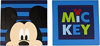 Disney Mickey Wall Art, 2 Count