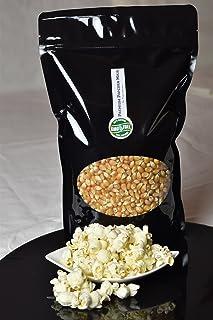 comprar comparacion Premium Butterfly Popcorn Kinopopcorn 1 Kg bolsa fresca XL 1:46 Premium popcorn pop volumen en bolsa con cierre GMO Free (...