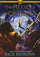 The Heroes of Olympus, Book Five The Blood of Olympus (Heroes of Olympus, The, Book Five) (The Heroes of Olympus, 5)