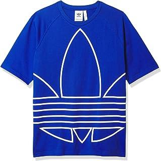 Men's Big Trefoil Blocked T-Shirt