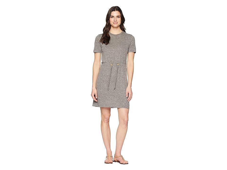 tentree Cress Dress (Lunar Rock Fleck) Women