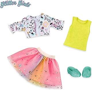 Glitter Girls by Battat - Shimmer Glimmer Urban Top & Tutu Regular Outfit - 14