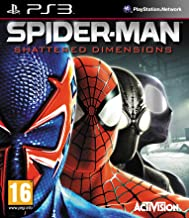 [Import Anglais]Spider-Man Shattered Dimensions Game PS3