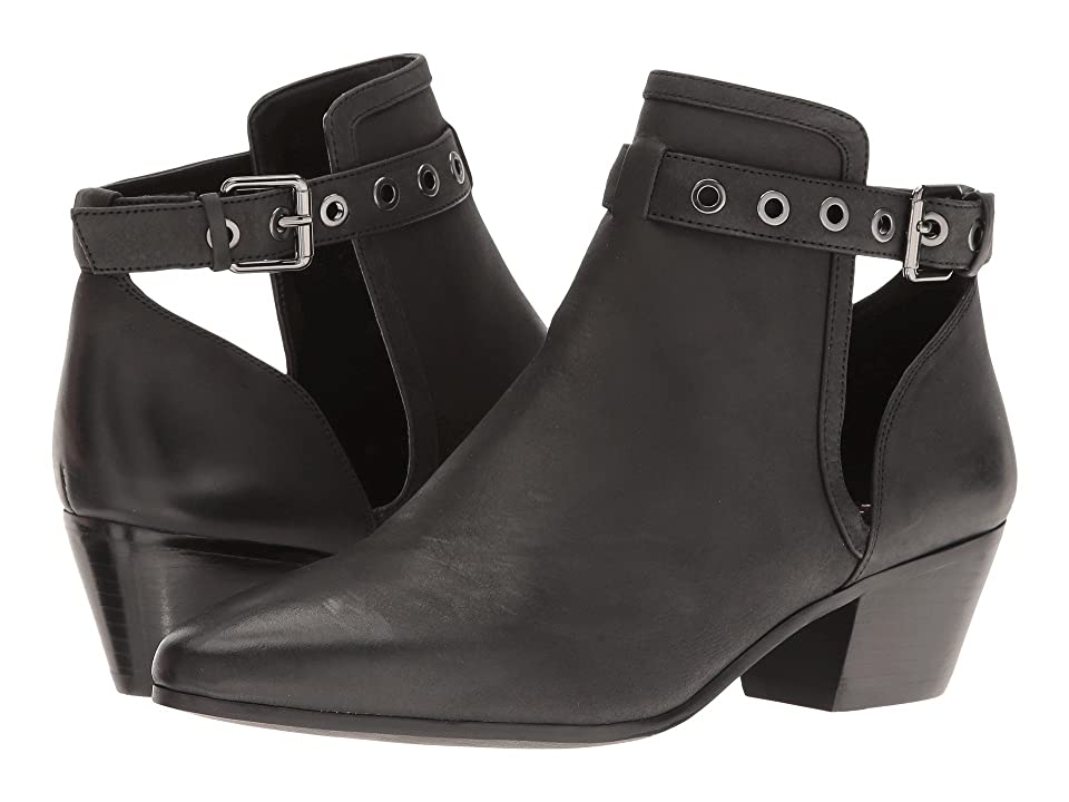 Nine West Loyal (Black Leather) Women