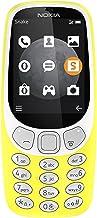 Nokia 3310 TA-1036 Unlocked GSM 3G Android Phone - Yellow