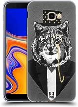 Head Case Designs Lynx Super Posh Soft Gel Case Compatible for Samsung Galaxy J4+ / Plus