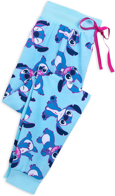 Disney Stitch Lounge Pants Women Multi