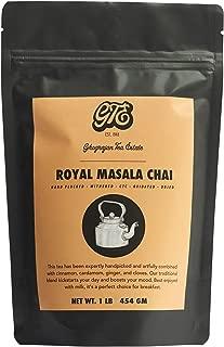 indian spiced chai tea loose leaf