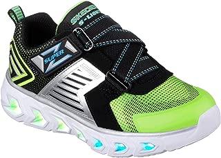 Skechers Unisex-Child Boys - Hypno-Flash 2.0-90587l Green Size: