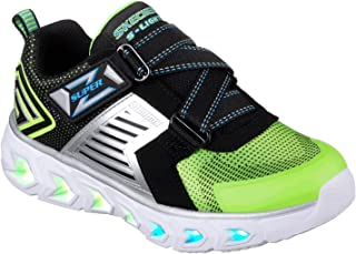 Skechers Unisex-Child Boys - Hypno-Flash 2.0-90587l Green Size: