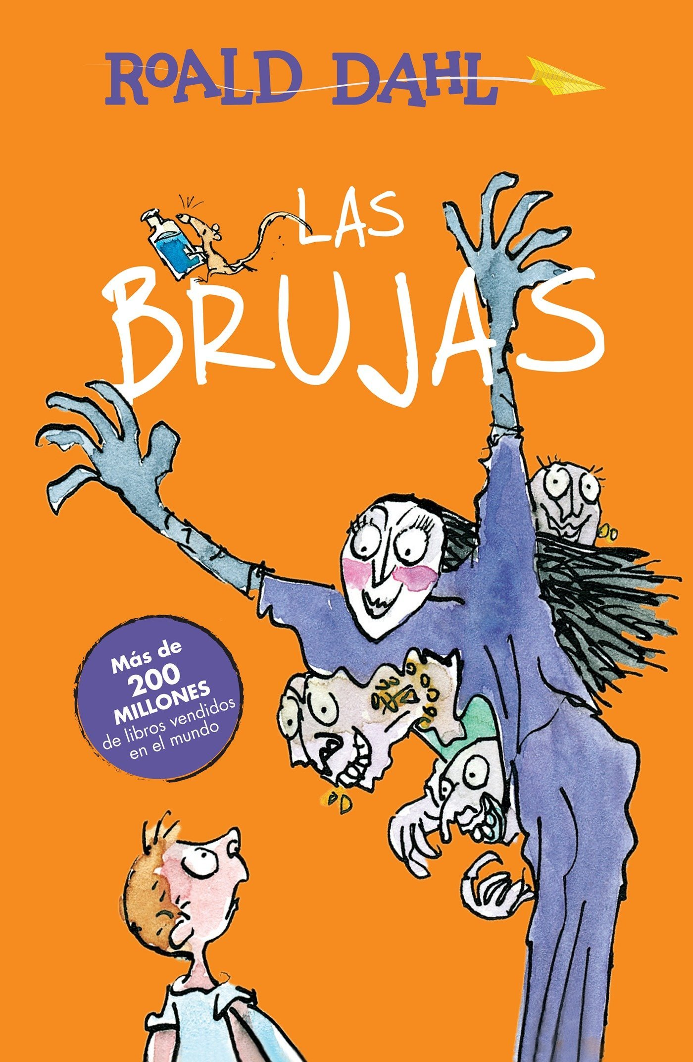Las brujas / The Witches (Roald Dalh Collection) (Spanish Edition)