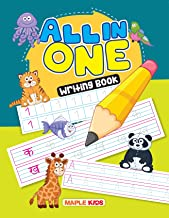 All In One Writing Book Practice