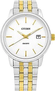 Citizen Analog Quartz Men's Watch with Date - DZ0054-56A
