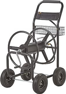 Kotulas Garden Hose Reel Cart — Holds 300ft. x 5/8in. Hose