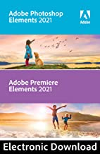 $149 » Adobe Photoshop Elements 2021 & Premiere Elements 2021 [Mac Online Code]